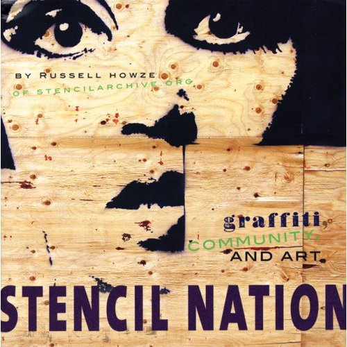 Stencil Nation — graffiti community and art